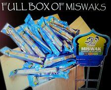 Boîte De 60 Pièces Al Khair Miswak Miswaak Siwak Siwaak.vaccum Scellé Pour