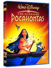 Pocahontas DVD Clásicos Disney