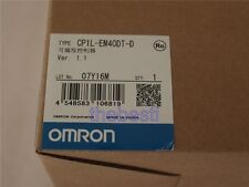 1 PC New Omron PLC CP1L-EM40DT-D In Box