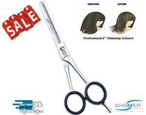 "Hair Thinning Cutting Scissors Shears Hairdressing Barber Salon Professional 6"""