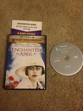 Enchanted April DVD + DIGITAL