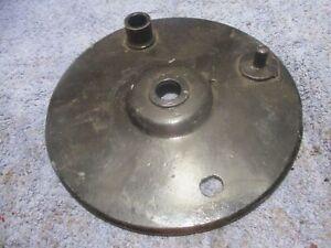 BSA Rear Brake Plate