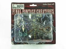 Final Fantasy Creatures Yunalesca & Cerberus MOSC New