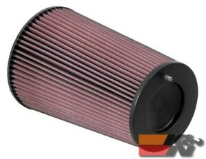 K&N Uni Clamp-On Air Filter For 4FLG, 8B, 6-5/8T W/OFFSET STUD, 12H RC-5171