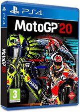 MOTOGP 20  PS4   ITALIANO