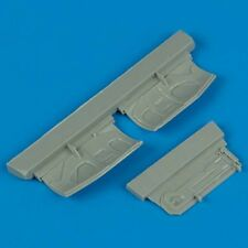 Quickboost 1/72  F-16 Undercarriage Covers # 72146