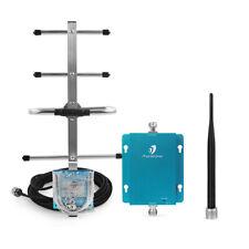 3G 2100MHz Handy Signalverstärker Booster + Aussenantenne Set für O2 Vodafone