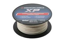 Monster Cable XP High Performance Speaker Wire in Navajo White 100 FT 30m