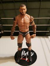 WWE Action figure Mattel ELITE Randy Orton Wrestling WWE WCW TNA AEW WWF