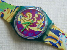 1991 Swatch watch Perroquet GN119