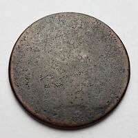 1798 Draped Bust Large Cent S-155 R3 Poor