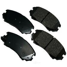 Disc Brake Pad Set-L Front Akebono ASP924