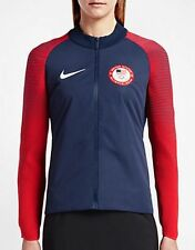 Nike Tech Knit 2016 Team USA Olympic Dynamic Reveal Women's Jacket - MEDIUM $300