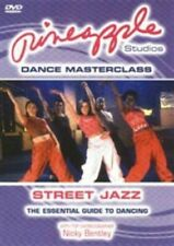 Pineapple Studios Dance Masterclass Street Jazz 5022810602132 DVD Region 2