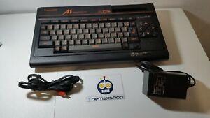 120-85 MSX 2 MSX2 JAPANESE COMPUTER PANASONIC FS-A1 100% WORKING