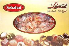 Sebahat turc miel avec Vanille Goût Détail Emballé-SADE les loukoums 2500 g