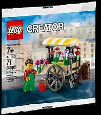 LEGO Creator Flower Cart 40140 Polybag New Sealed