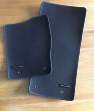 Genuine Jaguar ftype alfombra piso Mat Set | Jet LHD T2R3436PVJ