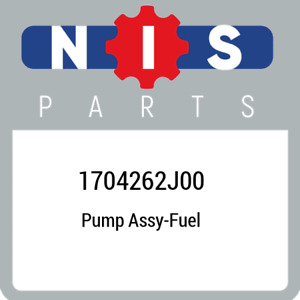 1704262J00 Nissan Pump assy-fuel 1704262J00, New Genuine OEM Part