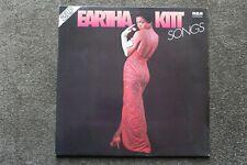 """Eartha Kitt 2 LP """"Songs"""" RCA Germany NL89477  1978 Ex+"""