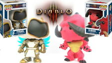Funko POP! Diablo 3 Series Lot of 2 - Diablo & Tyrael Vinyl Figures *New in Box*
