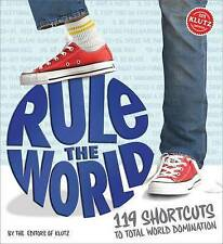 Rule the World (Klutz), Editors of Klutz,, Very Good Book