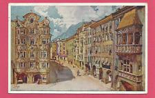 Insbruck - Goldenes Dachl gel. 1931