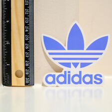 Adidas Originals Blue White 8x8cm Decal sticker #4342