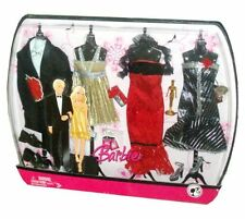 Barbie Ken Fashion AWARDS NIGHT Special Event Theme Clothing with 4 Glam Outfits