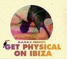 M.A.N.D.Y.PRESENTS - GET PHYSICAL ON IBIZA  CD  DISCO/DANCE/ELECTRO  NEU