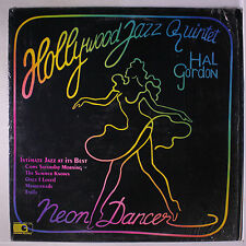 HOLLYWOOD JAZZ QUINTET: Neon Dancer LP (shrink) Jazz