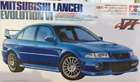 TAMIYA 24213 MITSUBISHI LANCER EVOLUTION VI plastic model car kit 1:24th scale