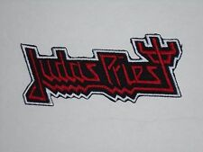 JUDAS PRIEST IRON ON EMBROIDERED PATCH