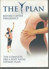 The Y Plan The Complete Pre & Post Natal Workout Exercise Fitness DVD