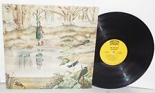 The Hollies Romany LP 1972 Epic Yellow Label Vinyl British Invasion Plays Well