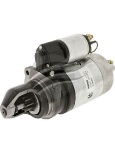 Mahle Starter 12V 2.7Kw 9T Cw Volvo Penta, Insulated Earth (70-2672)