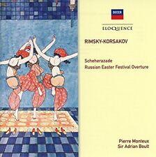 Pierre Monteux /Adri - Korsakov,Rimsky:Scheherazade/Russian Easter Festiv [New C