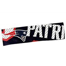 New England Patriots Fanband, Licensed Jersey Headband