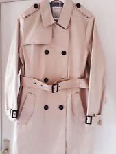 ESPRIT Trenchcoat Mantel Jacke Gr. 42 beige