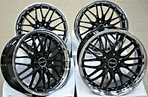 """ALLOY WHEELS 19"""" CRUIZE 190 BP FIT FOR AUDI TTS COUPE ROADSTER MK2"""