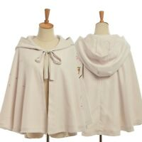 Coat Vintage Cardigan Cape Cover Up Tops Womens Fashion Cloak Hooded Cape Jacke
