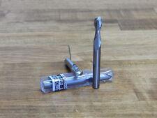 1/4 (.250) 2 FL Carbide End Mill - TST -**BRAND NEW** 001-20-0250-000