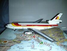 """*RARE*AeroClassics 1/400 IBERIA """"1980's LIVERY"""" DC-10-30 """"COSTA DEL SOL"""" EC-CBO"""