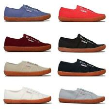 Womens Superga 2750 Cotu Classic Laced Cushioned Trainer Pumps Various Colours