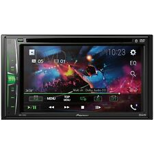 Pioneer AVH-210EX Double DIN Bluetooth In-Dash DVD/CD AM/FM Front USB Digital
