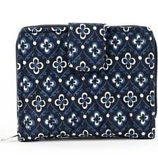"Bella Taylor Small Wallet ""Claremont"" Quilted Wallet 5"" x 0.50"" x 4"" NWT"