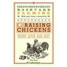 Backyard Farming-Raising Chickens Book-For Beginners-Breeding-Hatching-Eggs-More
