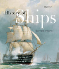 """AS NEW"" The History of Ships, Ireland, Bernard, Book"