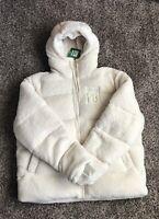 NWT Puma Big Sean Puffer Jacket Birch MENS Size Large  RARE NEW $225
