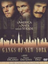 Dvd Gangs Of New York (2002) .....NUOVO